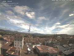 view from LOGROÑO CENTRO on 2018-06-16