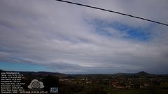 view from MeteoReocín on 2018-03-26