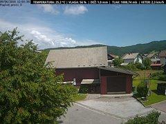 view from VREME ŽIRI-cam-1-SV on 2018-06-09