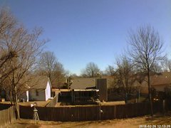 view from Logan's Run Cam2 on 2018-02-26