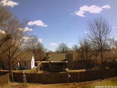 view from Logan's Run Cam2 on 2018-03-16