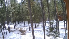 view from Cabin on 2018-03-16