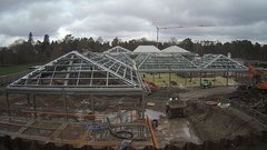 view from RHS Wisley 2 on 2018-03-05