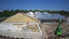 view from RHS Wisley 2 on 2018-05-15