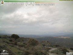 view from Villasalto on 2018-02-17