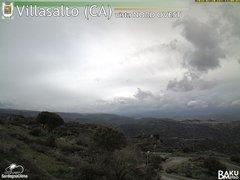 view from Villasalto on 2018-02-20