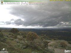 view from Villasalto on 2018-05-14