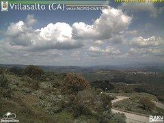 view from Villasalto on 2018-05-18