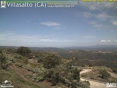 view from Villasalto on 2018-06-18