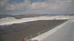 view from Mifflin County Airport (east) on 2018-02-08