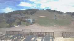 view from Angel Fire Resort - Base on 2018-05-09