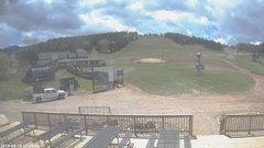 view from Angel Fire Resort - Base on 2018-05-15