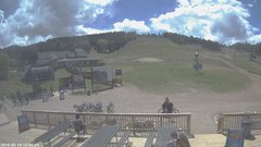 view from Angel Fire Resort - Base on 2018-05-19