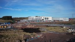 view from South Of The City School on 2018-02-09