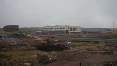 view from South Of The City School on 2018-02-14