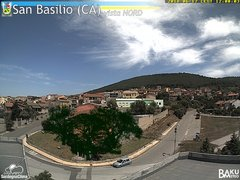 view from San Basilio on 2018-06-17