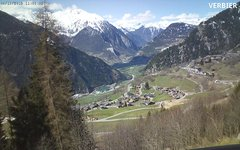 view from Verbier2 on 2018-04-13