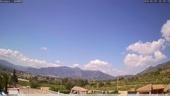 view from Gaianes - El Comtat on 2018-05-07