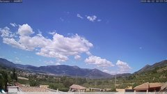 view from Gaianes - El Comtat on 2018-06-12