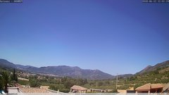 view from Gaianes - El Comtat on 2018-06-13