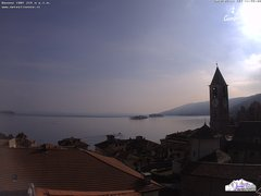 view from Baveno on 2018-02-11