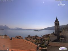 view from Baveno on 2018-04-20