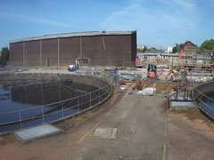 view from Dalmarnock 2 on 2018-05-23