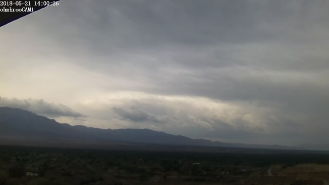 time-lapse frame, 2018-05-21 Storm webcam