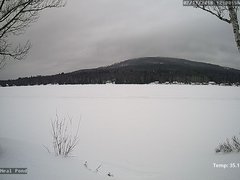 view from Neal Pond on 2018-02-11