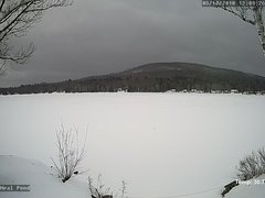 view from Neal Pond on 2018-03-10