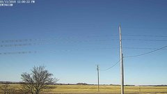 view from Ewing, Nebraska (west view)   on 2018-03-13