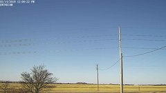 view from Ewing, Nebraska (west view)   on 2018-03-14