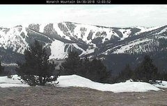 view from 5 - All Mountain Cam on 2018-04-30