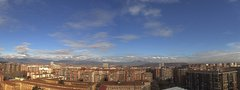 view from LOGROÑO SUR on 2018-02-16