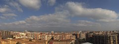 view from LOGROÑO SUR on 2018-02-23