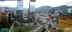 view from Sarajevo on 2018-06-14