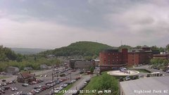 view from Highland Park Hose Co. #2 on 2018-05-14