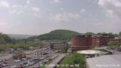 view from Highland Park Hose Co. #2 on 2018-05-15