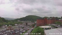 view from Highland Park Hose Co. #2 on 2018-05-17