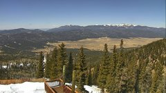 view from Angel Fire Valley on 2018-03-04