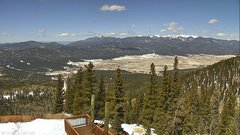 view from Angel Fire Valley on 2018-03-17