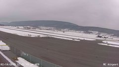 view from Mifflin County Airport (west) on 2018-02-14