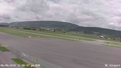 view from Mifflin County Airport (west) on 2018-06-04