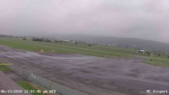 view from Mifflin County Airport (west) on 2018-06-13