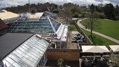 view from RHS Wisley 1 on 2018-04-16