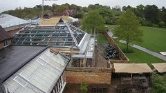view from RHS Wisley 1 on 2018-04-30