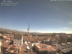 view from LOGROÑO CENTRO on 2018-06-24