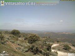 view from Villasalto on 2018-07-02