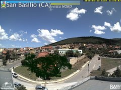 view from San Basilio on 2018-06-25