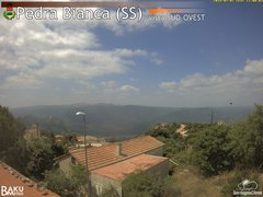 view from Pedra Bianca on 2018-07-02